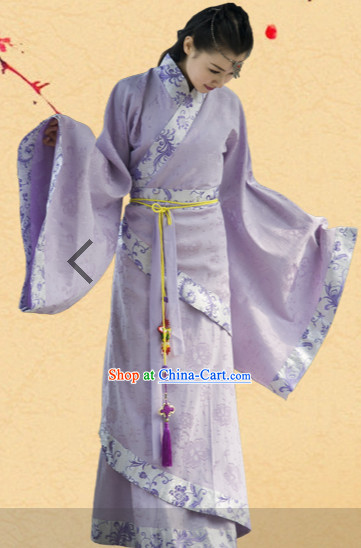 Professional Hanfu Robe for Women