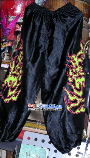 Professional Dragon Dance Pants
