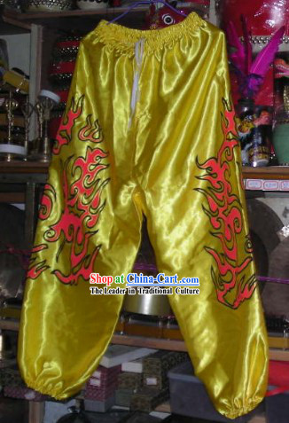 Professional Stage Performance or Parade Dragon Dance Pants