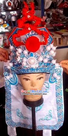Asian Peking Opera Wusheng Hat International Delivery