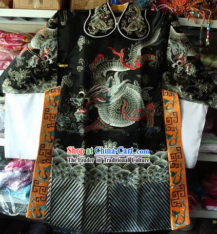 Top Chinese Peking Opera Dragon Suit for Men