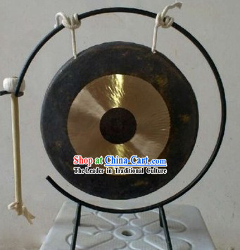 Traditional Kai Dao Gong and Stand Set