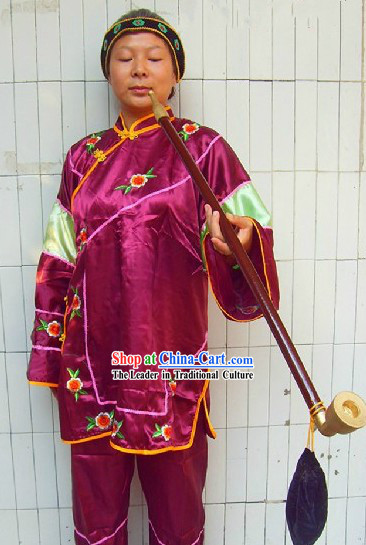 Stage Performance and New Year Parade Match Maker Costumes for Women
