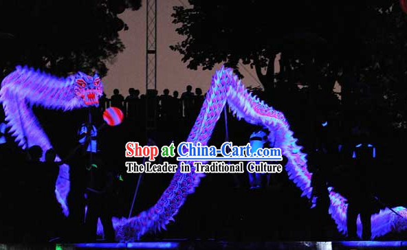 World Luminous Dragon Dance Championships Costume Complete Set