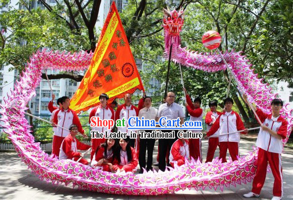 World Luminous Dragon Dance Championships Classic Costumes Complete Set