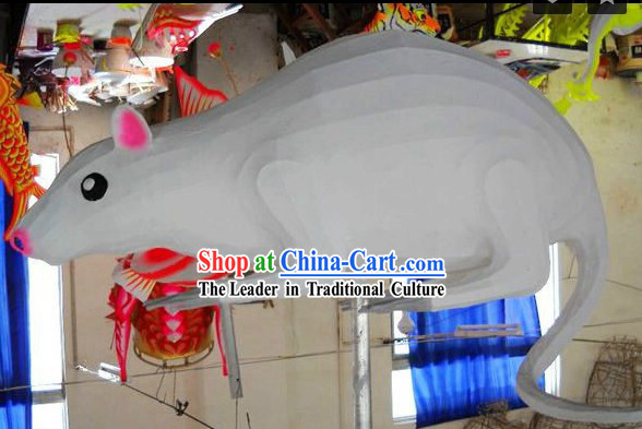 Handmade Rat Year of Twelve Sheng Xiao 12 Symbolic Animals Associated with A 12 Year Cycle