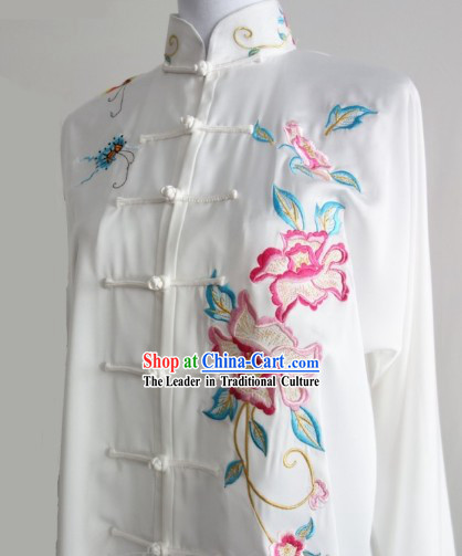 Professional Asian Tai Chi Competition and Practice Suit
