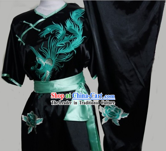Global Championships Tournament Kung Fu Suit
