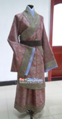 Ancient Chinese Female Clothes Complete Set for Women