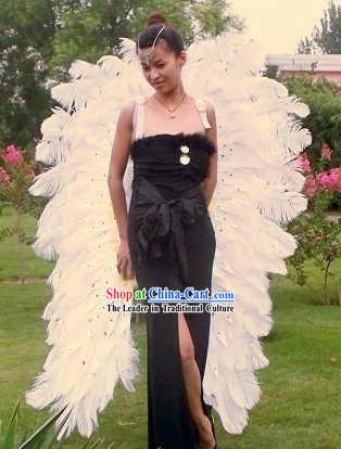 Handmade Professional Show Large Angel Wings