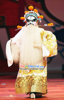 Traditional Chinese Peking Opera Costumes for Kids