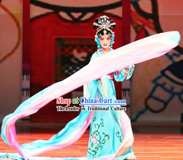 Traditional Chinese Peking Opera Hua Dan Costumes for Kids