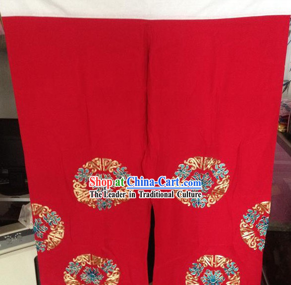 Traditional Chinese Tao Ma Tan Female Warrior Role Armor Costumes
