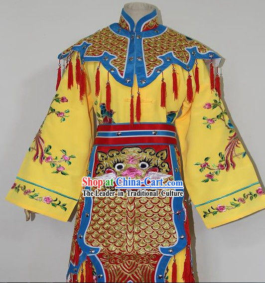 Ancient Chinese Yu Ji Da Kao Armor Costumes for Women