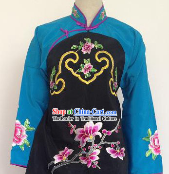 Embroidered Peking Opera Female Costumes