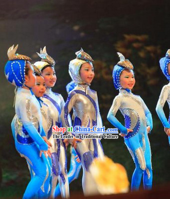 Eagle Dance Costumes and Headwear for Kids