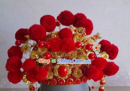 Ancient Chinese Wedding Phoenix Coronet