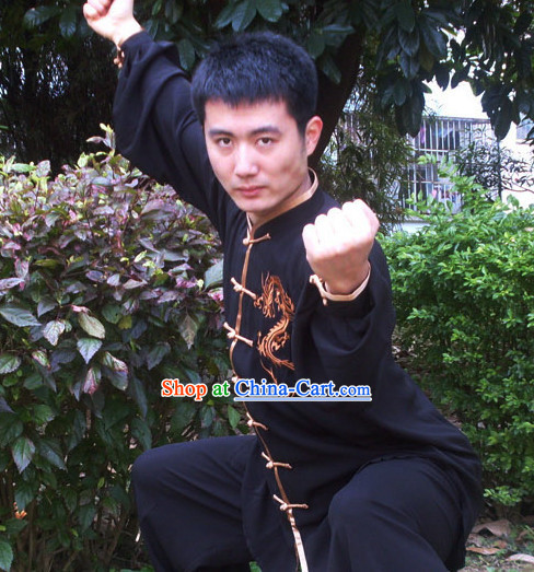 Chinese Classical Tai Ji Quan Clothes