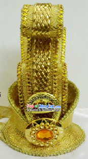 China Golden Coronet for Men