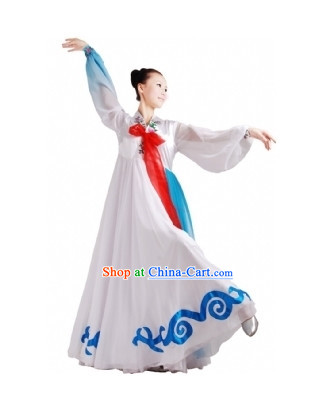 Korean Ethnic Minority Dance Costumes for Women