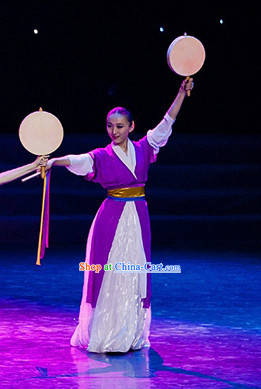 Traditional Ethnic Dance Costumes for Women