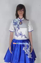Traditional Lute Musician Skirt