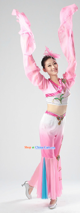 Stage Performance Shui Xiu Dancing Costumes