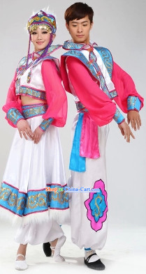 Stage Performance Minority Dancing Costumes for Men or Women