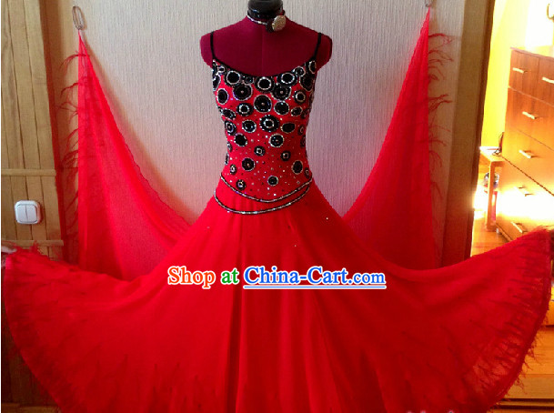 Professional Modern Dancing Skirt for Professional Dancer