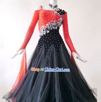 New Design High-quality Dancewear Costumes for Waltz