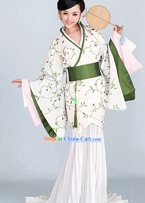 Ancient Chinese Cloud Song Hanfu Clothes for Women