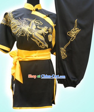Professional Martial Arts Competition Uniform