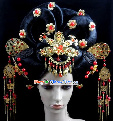 Chinese Traditional Girl Wig