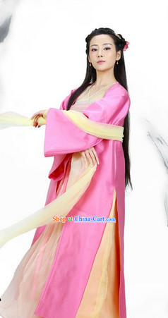 the Journey of Flower TV Drama Female Peri Costumes Complete Set for Women