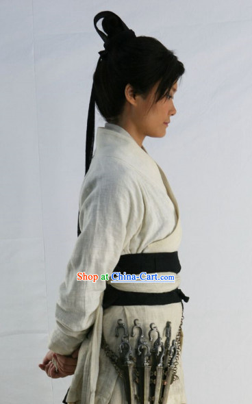 Li Yuchun Duan Da Kung Fu Dresses Four Pieces Set