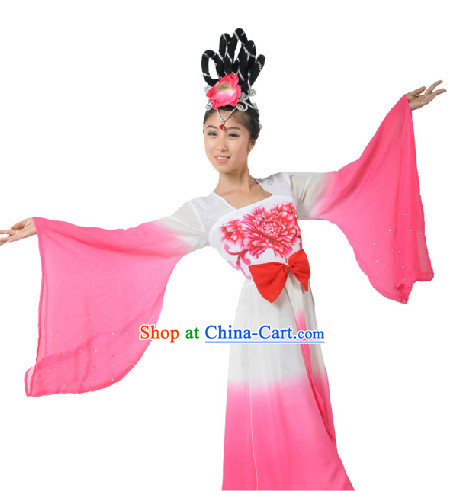 China Classical Dance Dresses for Women