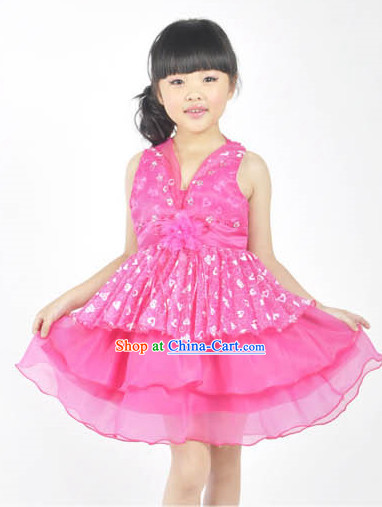 Kids and Children's Dance Dresses