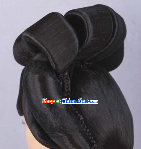 Tang Dynasty Imperial Empress Wig
