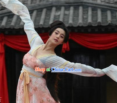 Tang Dynasty Yang Yuhuan Dance Dress