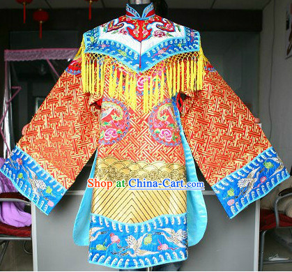 China Opera Phoenix Robe for Women