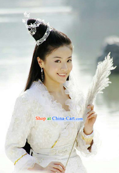 Ancient Chinese Fairy Headdress