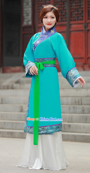 Chinese Ancient Costume Women's Hanfu Dress