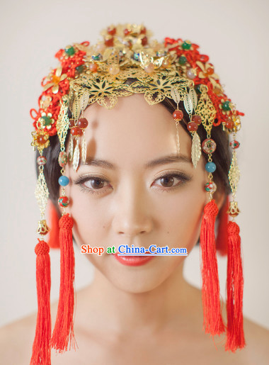 Ancient Chinese Wedding Jewelry