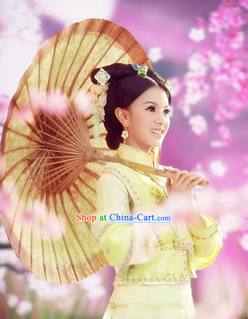 Top Traditional Chinese Manchu Clothes for Women