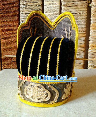 Liang Guan Formal Court Official Hat