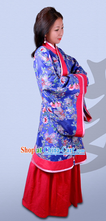 Chinese Classical Clothes for Ladies