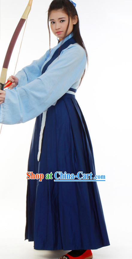 Chinese Dark Archer Costumes