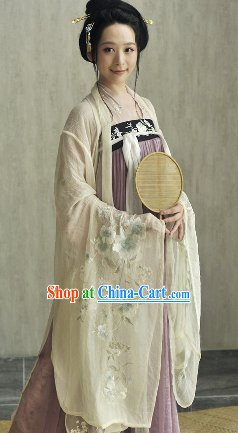 Chinese Traditional Folk Costume