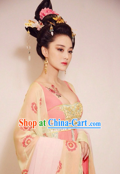 Chinese Traditional Hair accessories Headbands, Bridal Headbands