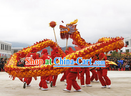 Chinese Dragon Dancing Equipments